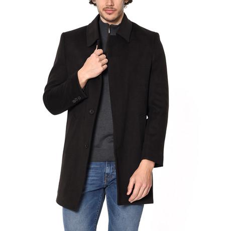 PLT8330 Overcoat // Brown (L)