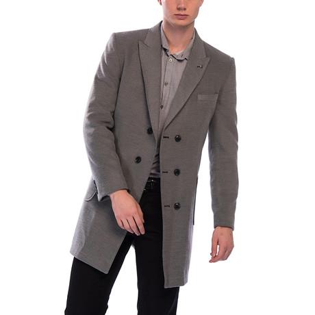 PLT8355 Overcoat // Grey (L)