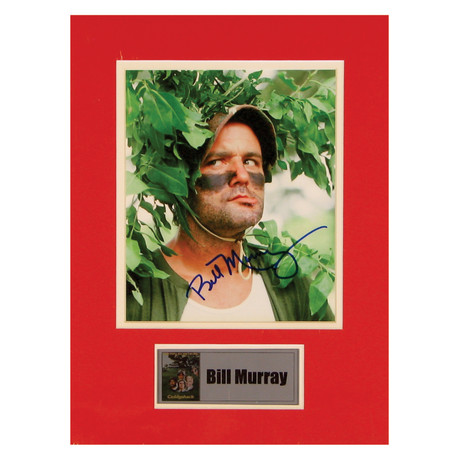 Bill Murray // Caddyshack // Signed Photo