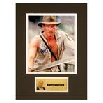 Harrison Ford // Indiana Jones // Signed Photo