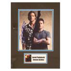 Jared Padalecki + Jensen Ackles // Supernatural // Signed Photo
