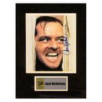 Jack Nicholson // The Shining // Signed Photo