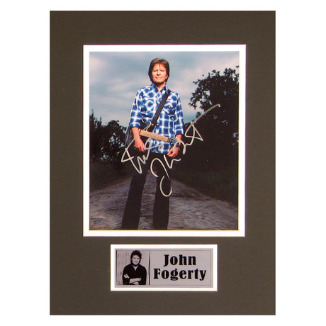 John Fogerty // Creedence Clearwater Revival // Signed Photo