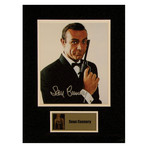 Sean Connery // 007 // Signed Photo