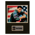 Tom Cruise // Top Gun // Signed Photo