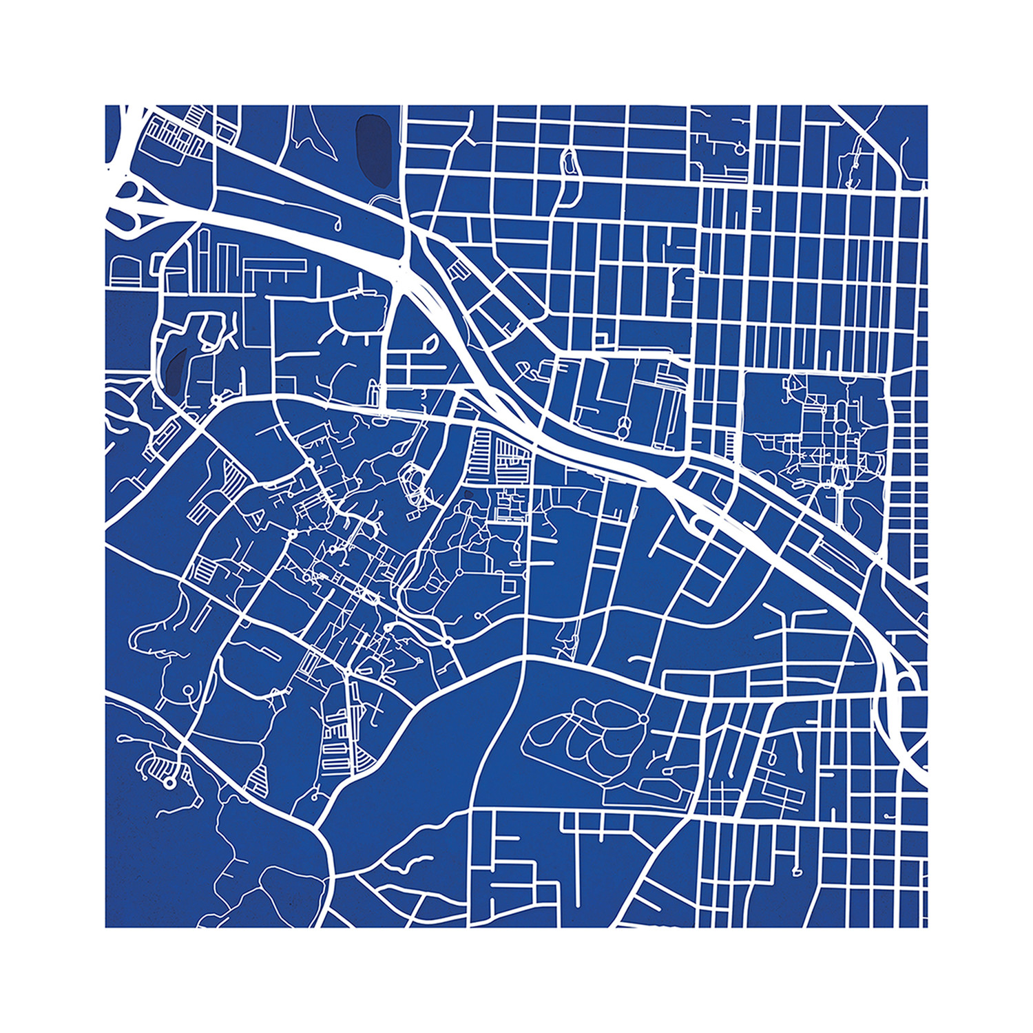 Duke University College Campus Maps Touch Of Modern