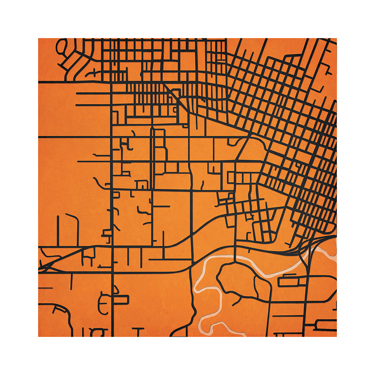 Oregon State University - College Campus Maps - Touch of Modern
