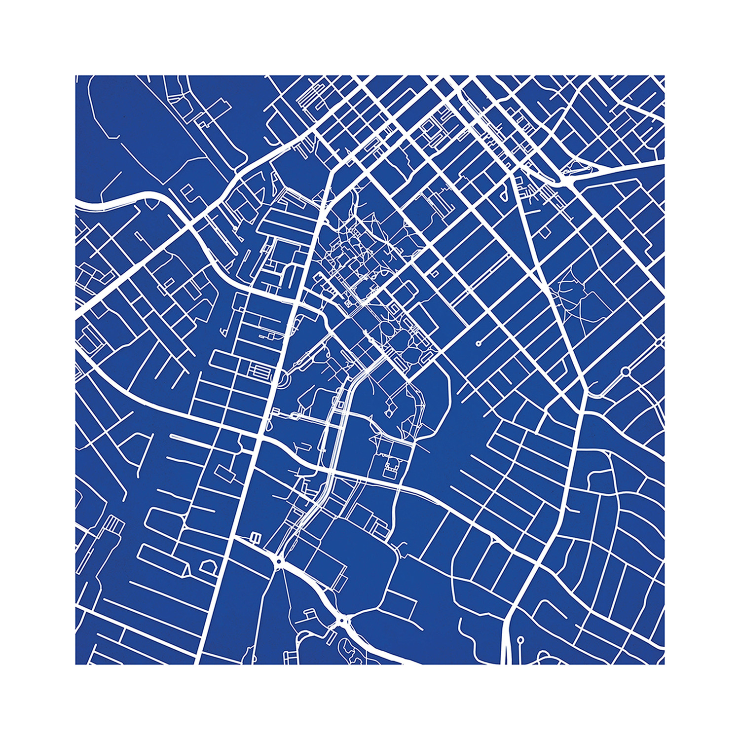 University of Kentucky - College Campus Maps - Touch of Modern