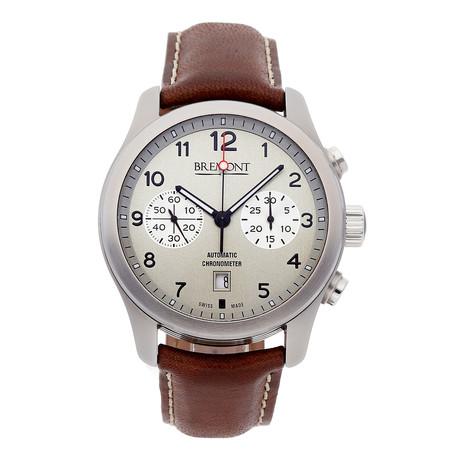 Bremont ALT1-C Chronograph Automatic // ALT1-C/SI // Pre-Owned