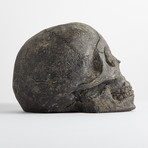 Ceramic Gray Skull // One-Piece
