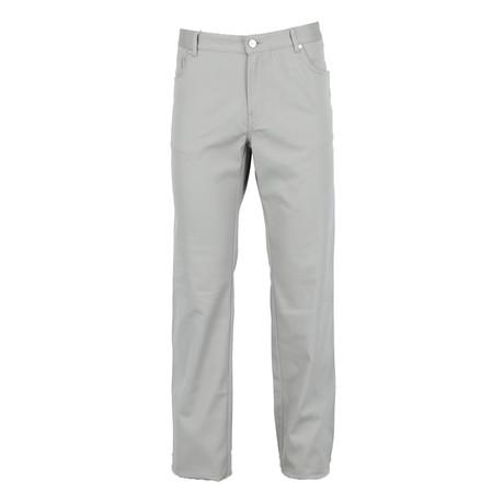 Five Pockets Regular Fit Denim // Granite (31)