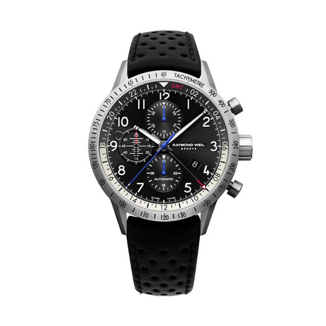 Raymond Weil Freelancer Chronograph Automatic // 7754-TIC-05209
