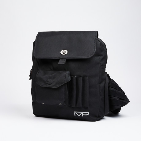 Man-PACK Classic 3.0 // Black (Right Shoulder)