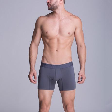 F.E. - Medium Boxer // Grey (XS)