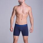 F.E. Long Boxer // Dark Blue (XS)