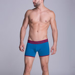 SP Medium Length Boxer // Petroleum Blue (S)