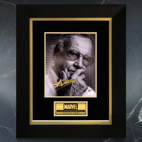 Stan Lee // Signed Photo // Custom Frame 1