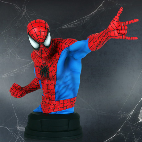 Spider-Man // Gentle Giant // Limited Edition Bust Statue