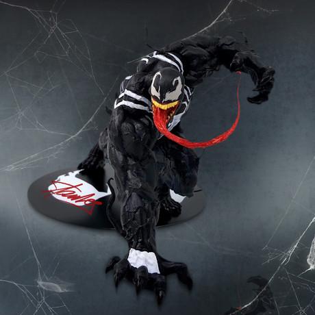 Venom // Stan Lee Signed // ArtFx Limited Edition Statue