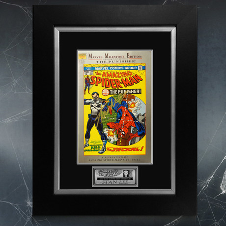 Milestone Edition Amazing Spider-Man #129 // Stan Lee Signed Comic Book (Signed Comic Book Only)