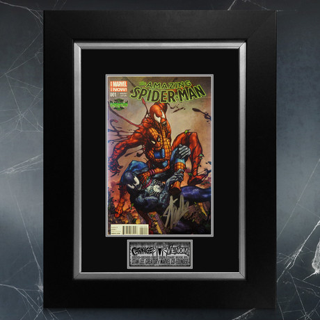 Amazing Spider-Man Dimensions #1 // Stan Lee Signed Comic Book (Signed Comic Book Only)