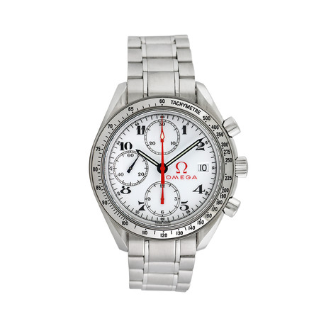 Omega Speedmaster Date Chronograph Automatic // 3513.2 // Pre-Owned