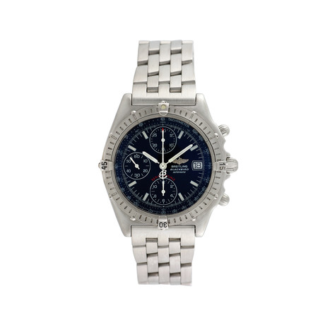 Breitling Blackbird Chronograph Automatic // A13350 // Pre-Owned