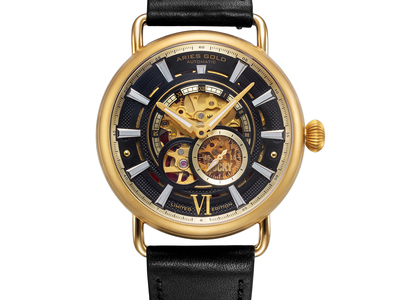 Photo of Aries Gold Bold Everyday Watches Aries Gold Invincible Rocky 9013 Automatic // G 9013 G-BK by Touch Of Modern