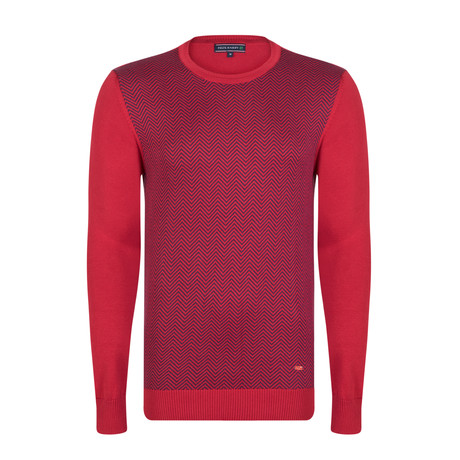 Anibal Pullover // Bordeaux (XS)