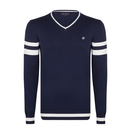 Mikel Pullover // Navy (S)
