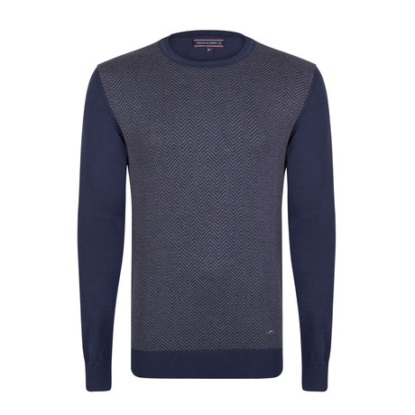 Thurman Pullover // Navy (XS)