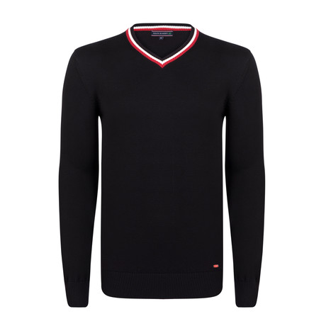 Tod Pullover // Black (XS)