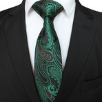 Lee Tie // Forest Green