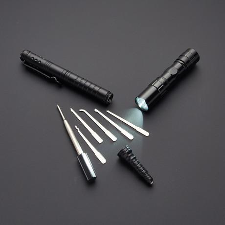 The Lock-Proof Pen // Black