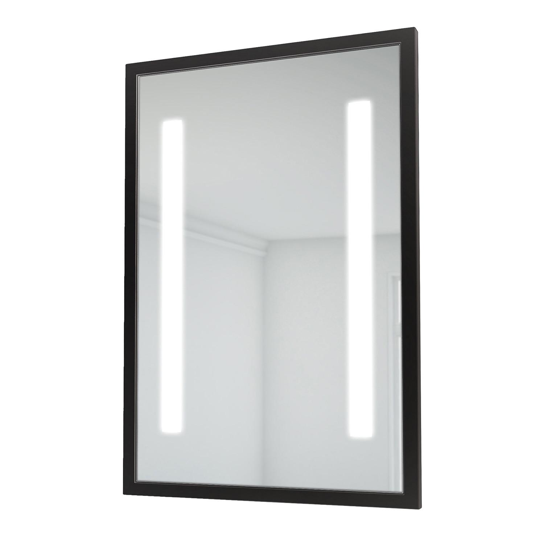 "Retro Collection LED Bathroom Mirror // 36"" x 42"" - Baden ..."