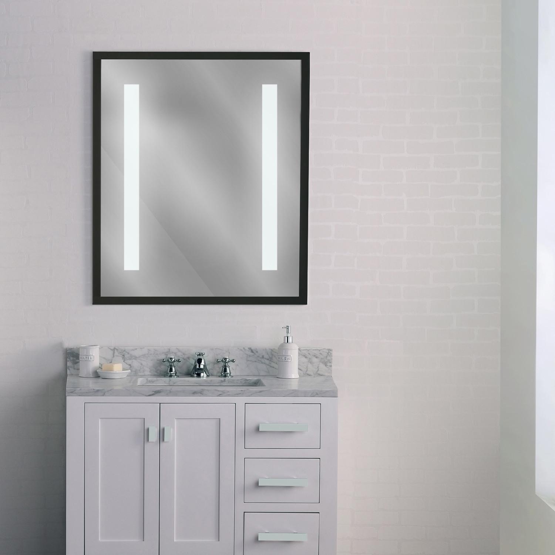 36 x 42 mirror kit retro collection led bathroom mirror 36