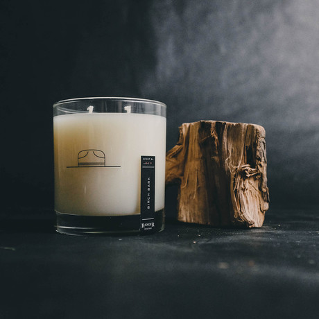 Scent No. 010 BIRCH BARK // Candle