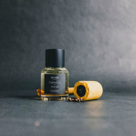 Scent No. 005 TOBACCO + MUSK // Eau De Parfum