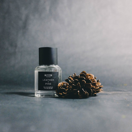 Scent No. 001 LEATHER + PINE // Eau De Parfum