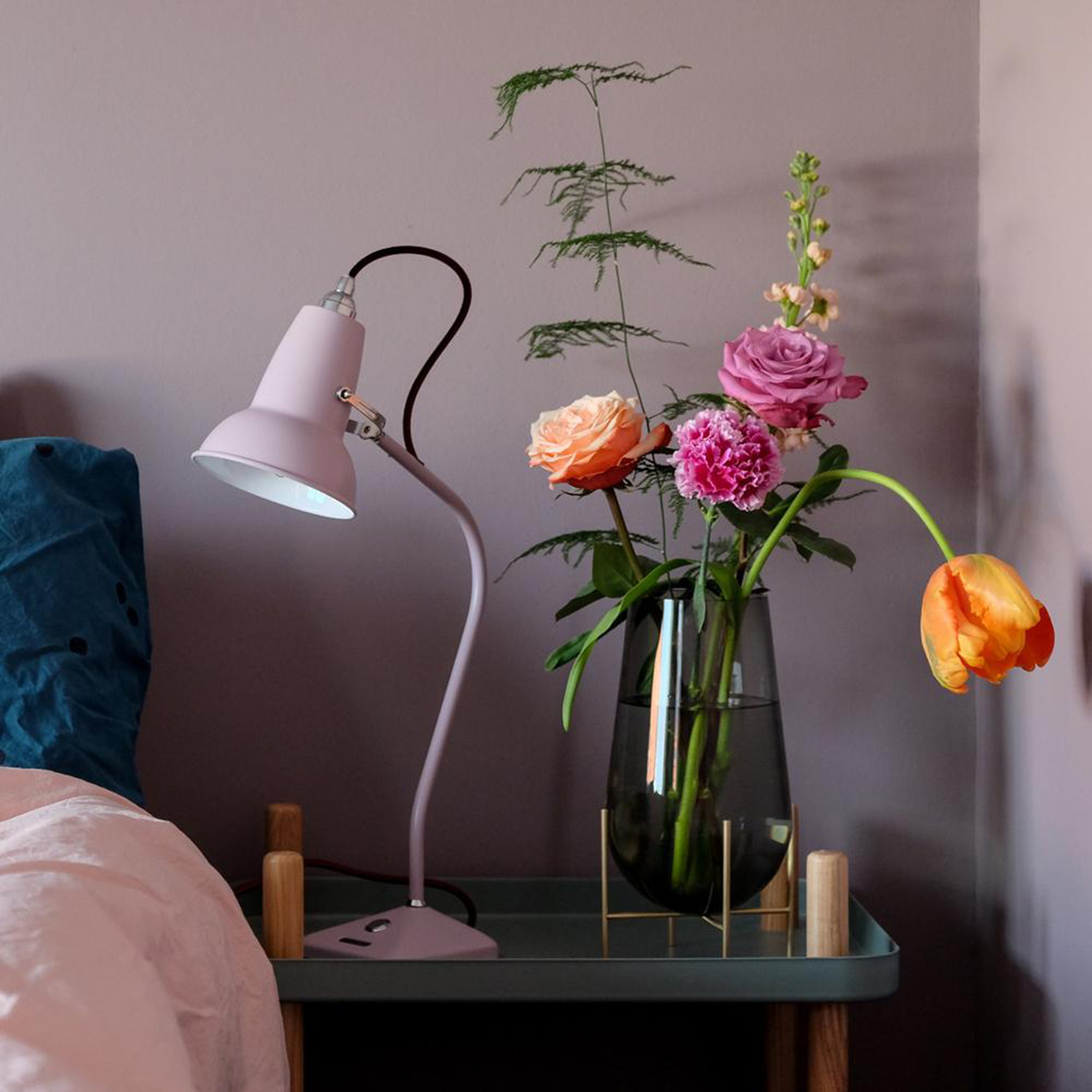 Picture of: Original 1227 Mini Table Lamp Anglepoise Touch Of Modern