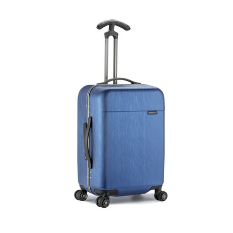 "Solon Polycarbonate Spinner Luggage // Navy (22"")"