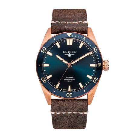 Elysee Bronze Automatic // 98013