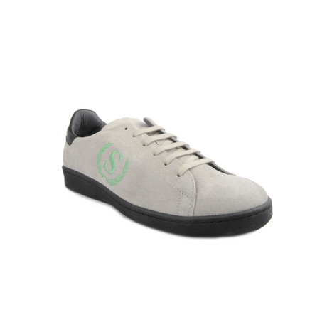 Luisgo Shoe // Gray + Green (Euro: 40)