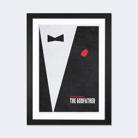 "The Godfather // Ayse Deniz Akerman (24""W x 16""H x 1""D)"