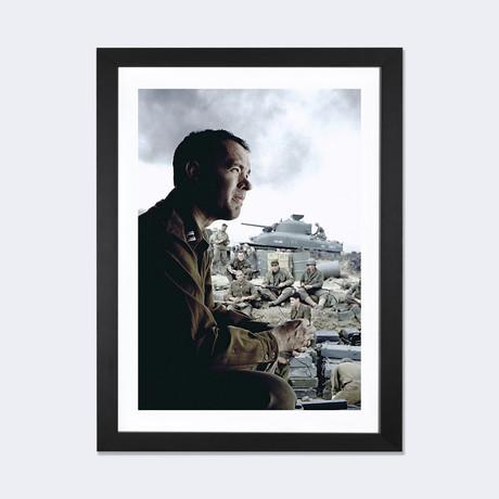 Tom Hanks In Saving Private Ryan // Globe Photos, Inc.