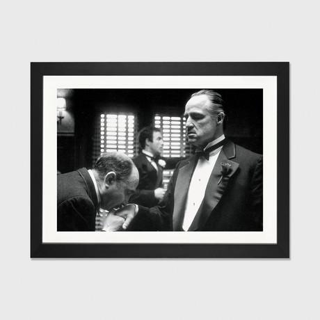 """Marlon Brando In The Godfather II // Movie Star News (16""""W x 24""""H x 1""""D)"""