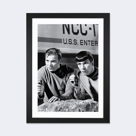 """Star Trek // Movie Star News (24""""W x 16""""H x 1""""D)"""