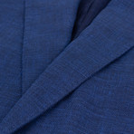 Pal Zileri Sartoriale Blue Label // 2 Button Sport Coat // Deep Blue // Free Kiton Pocket Square (Euro: 52)
