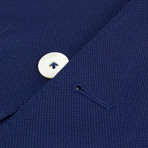 Pal Zileri Sartoriale Blue Label // Wool 2 Button Sport Coat // Blue + Free Kiton Pocket Square (Euro: 48)