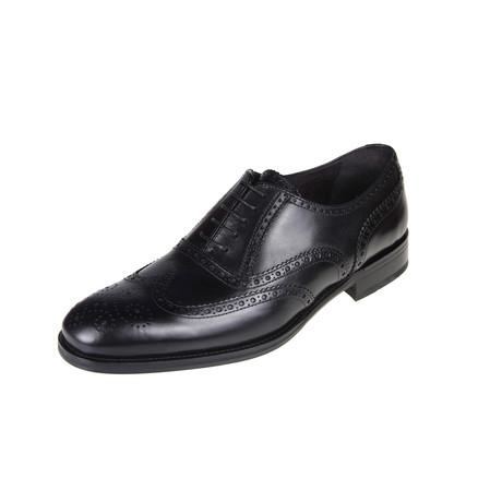 Andre Brogue Shoe // Black (Euro: 40)